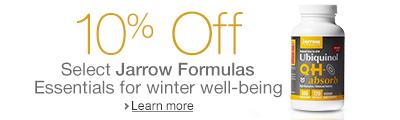 10% off Select Jarrow Formulas