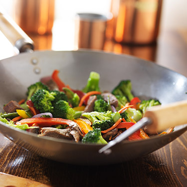 Woks and Stir-fry pans
