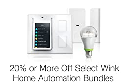 20% or More Off Select Wink Home Automation Bundles