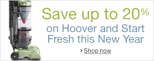 Save Up to 24% on Hoover