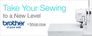 Take your sewing to a new level with the Brother 3234DT Serger