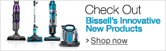 Bissell's Innovative New Products