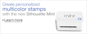 Create Personalized Stamps with the Silhouette MINT
