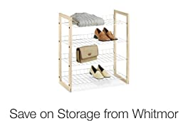 Save on Storage from Whitmor