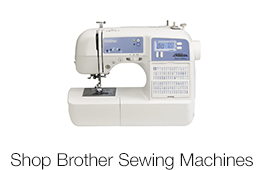 September Sewing Month Savings with Brother