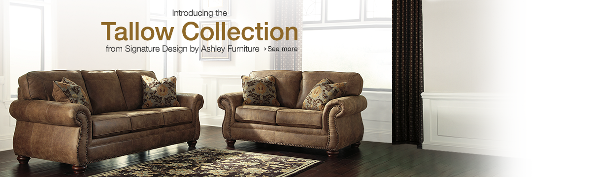 Introducing the Tallow Collection from Signature Design by Ashley Furniture