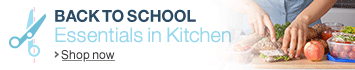 Back to School in Kitchen & Dining