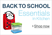 Back to School in Kitchen