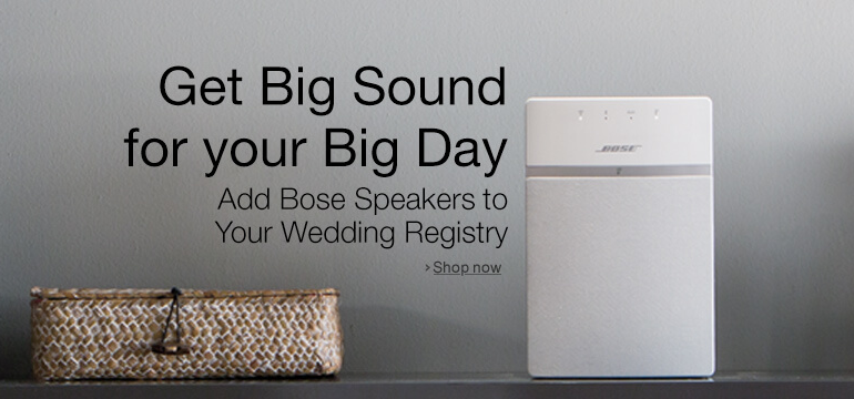 Big Sound with Bose