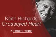 Keith Richards-Crosseyed Heart