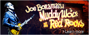 Joe Bonamassa - Muddy Wolf at Red Rock