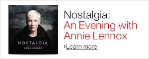 Annie Lennox - Evening of Nostalgia