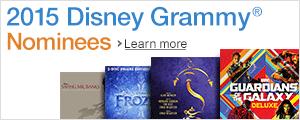 2015 Disney Grammy Nominees