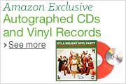 Autographed CDs LR