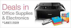 Deals in Office Electronics and Supplies