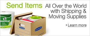 Shipping and Moving Supplies