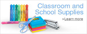 Back to School with Amazon School Supplies
