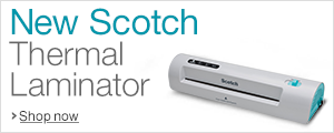 New Scotch Thermal Laminator