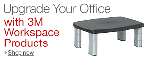 Upgrade Your Office with 3M Workspace Products