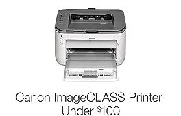 Canon ImageCLASS under $100