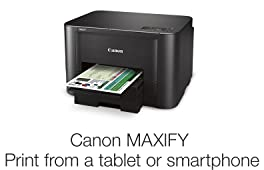 Save on Canon MAXIFY Printers