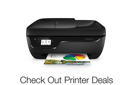 Printer Deals during Black Friday and Cyber Monday Weeks