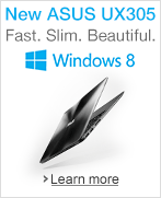 New ASUS UX305 Laptop