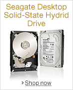 Seagate Solid-State Hybrid Drives