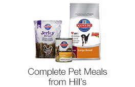 Complete Dog Meals from Hill's