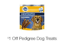 Savings on Dog Treats