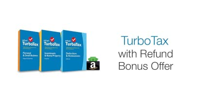 TurboTax 2014 with Refund Bonus Offer