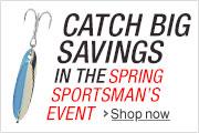 Spring Sportsman