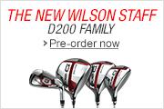 Wilson 2015 D200 Golf