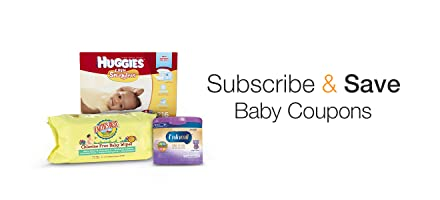 Subscribe & Save Baby Coupons