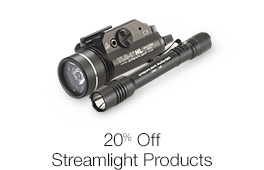 20% Off Streamlight Holiday