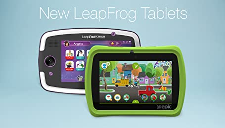 New LeapFrog Tablets