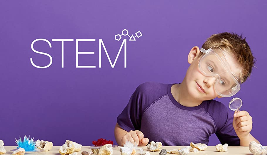STEM: Educate and excite with science, technology, engineering, and math toysSTEM