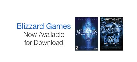 Blizzard Digital Sale