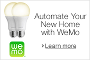 Automate Your New Home with WeMo