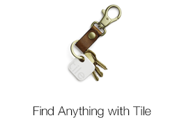 Find Anything with Tile