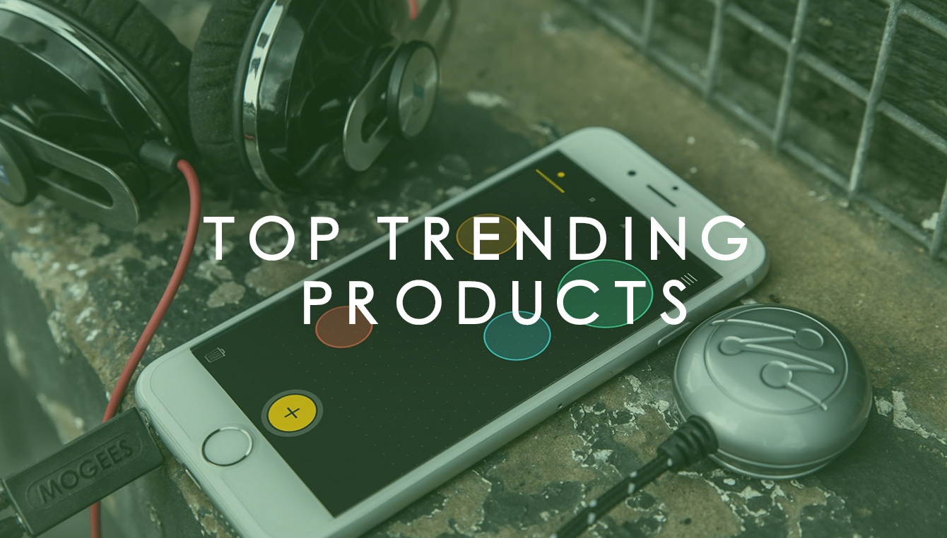 Top trending products on exclusives