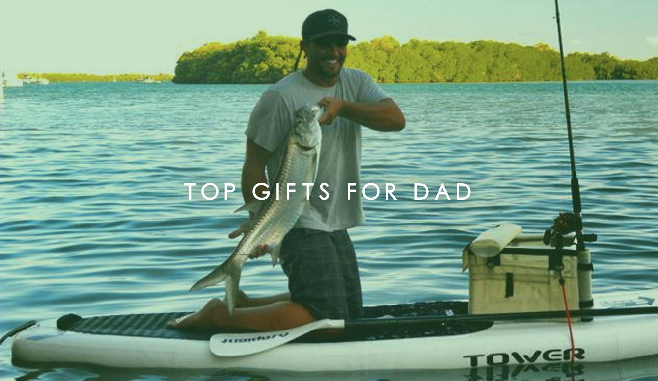Top Gifts for Dad