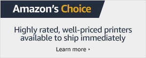 Amazon's Choice Printers