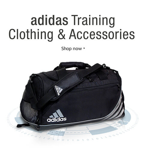 adidas training clothing & accessories