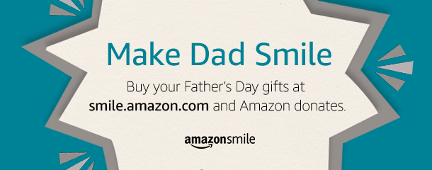 Support Charity While Shopping for Father's Day