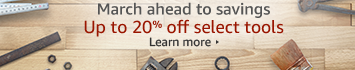 March Savings in Tools