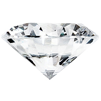 Certified Diamond Round 4.01 Carats