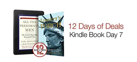 12 Days of Kindle Book Deals: Day 7