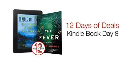 12 Days of Kindle Book Deals: Day 8