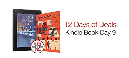 12 Days of Kindle Book Deals: Day 9